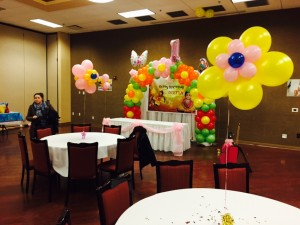 denver balloon arch decor aurora co