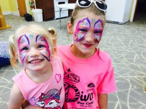 Face painting in denver by simply smiles entertainment
