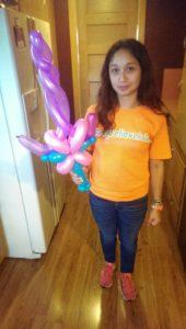 balloon animal sword